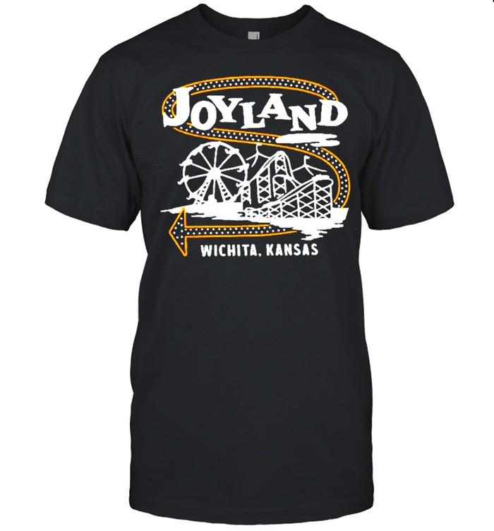 Joyland wichita Kansas shirt Classic Men's T-shirt