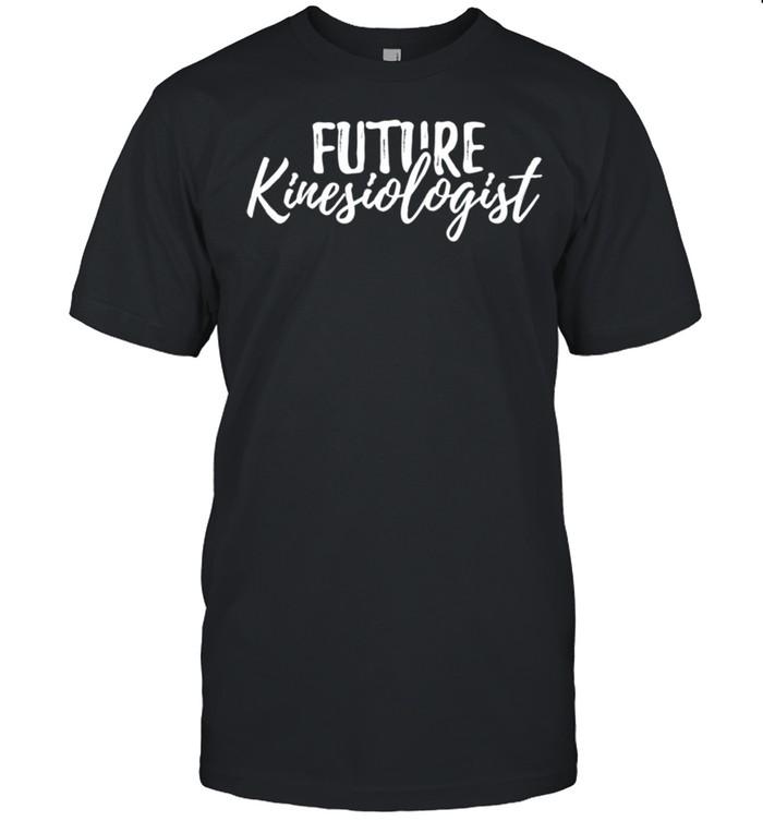 Kinesiology Major Exercise Expert  Classic Men's T-shirt
