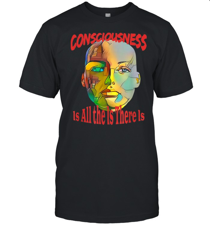 Zen Consciousness Meditation Mindfulness Yoga  Classic Men's T-shirt