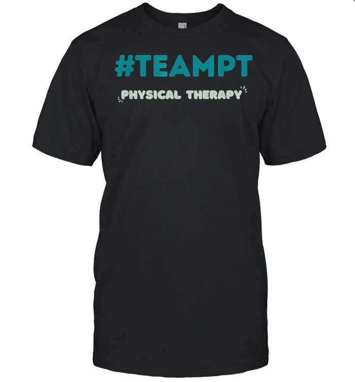 Physical Therapy Team PT  Classic Men's T-shirt