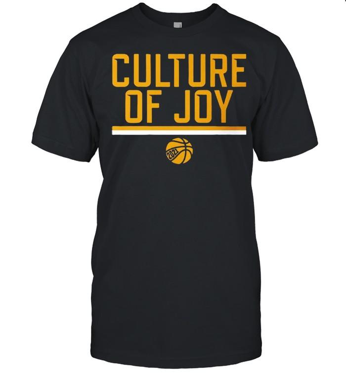 2021 Culture of joy basketball shirt Classic Men's T-shirt