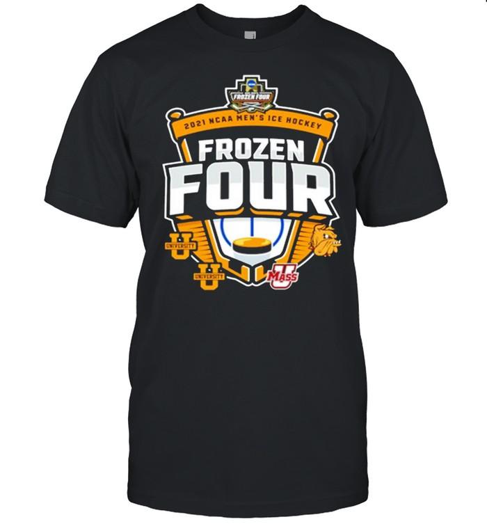 2021 Ncaa Men's Hockey Tournament Frozen Four  Classic Men's T-shirt