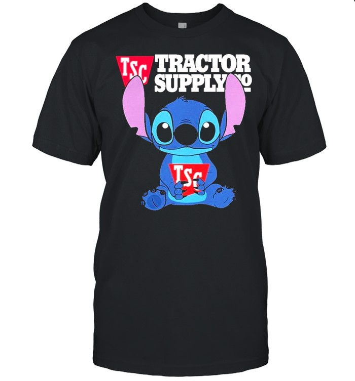 Baby Stitch Hug TSC Tractor Supply shirt Classic Men's T-shirt