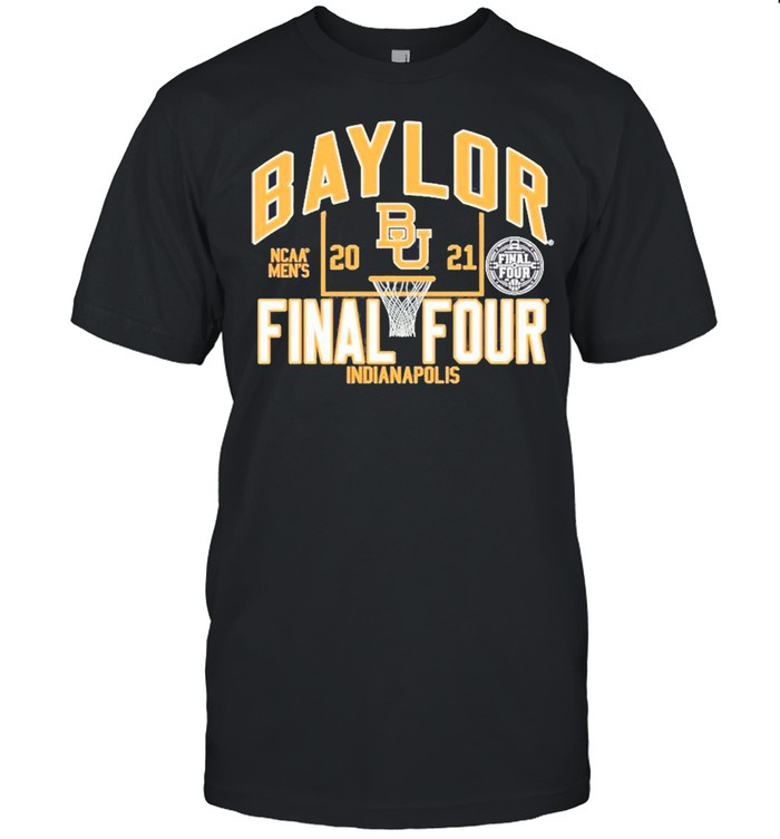 Baylor Bears Blue 84 Youth 2021 NCAA Men's Basketball Tournament March Madness Final Four Bound shirt Classic Men's T-shirt