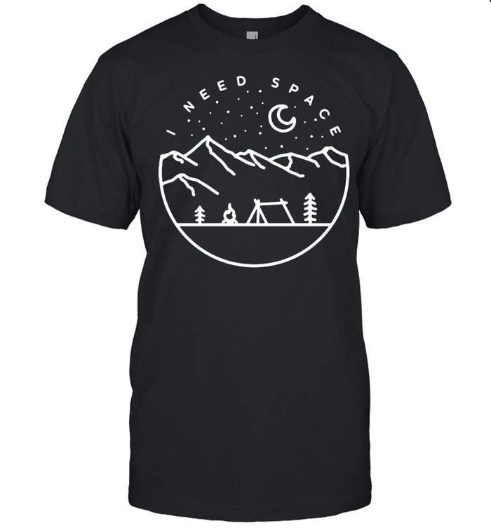 I Need Space shirt Classic Men's T-shirt