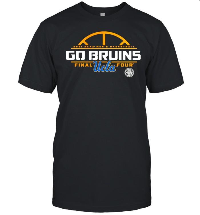 NCCA men's basketball go Bruins final four UCLA shirt Classic Men's T-shirt