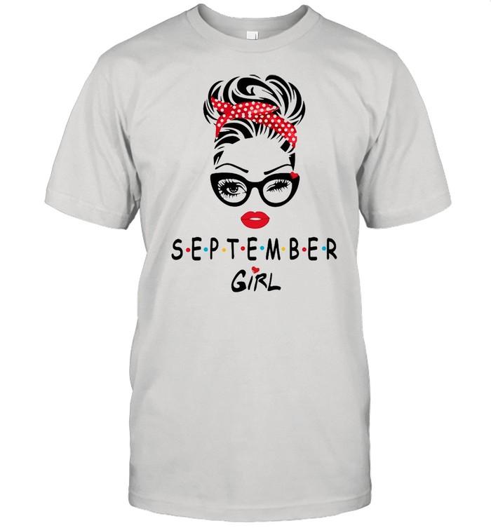 September Girl Friend Show TV 2021 shirt Classic Men's T-shirt