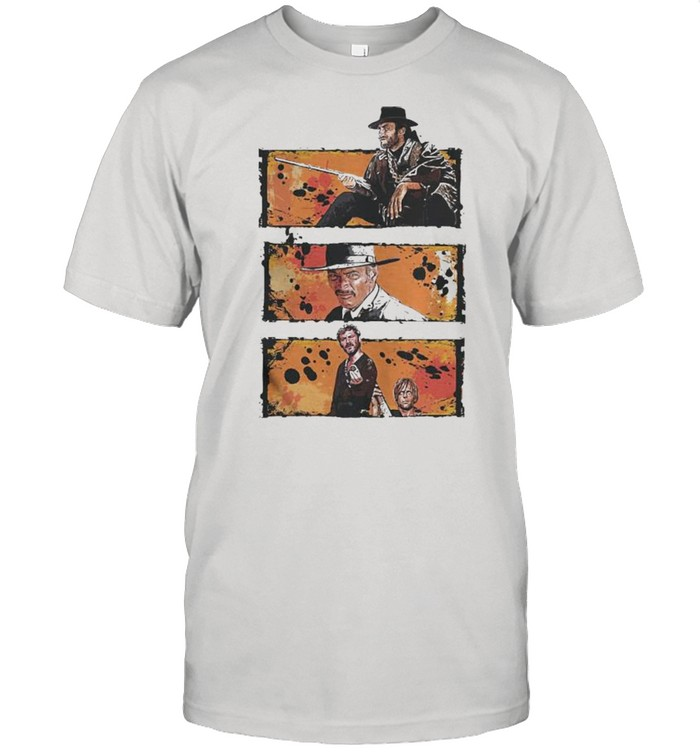 For A Few Dollars More  Classic Men's T-shirt
