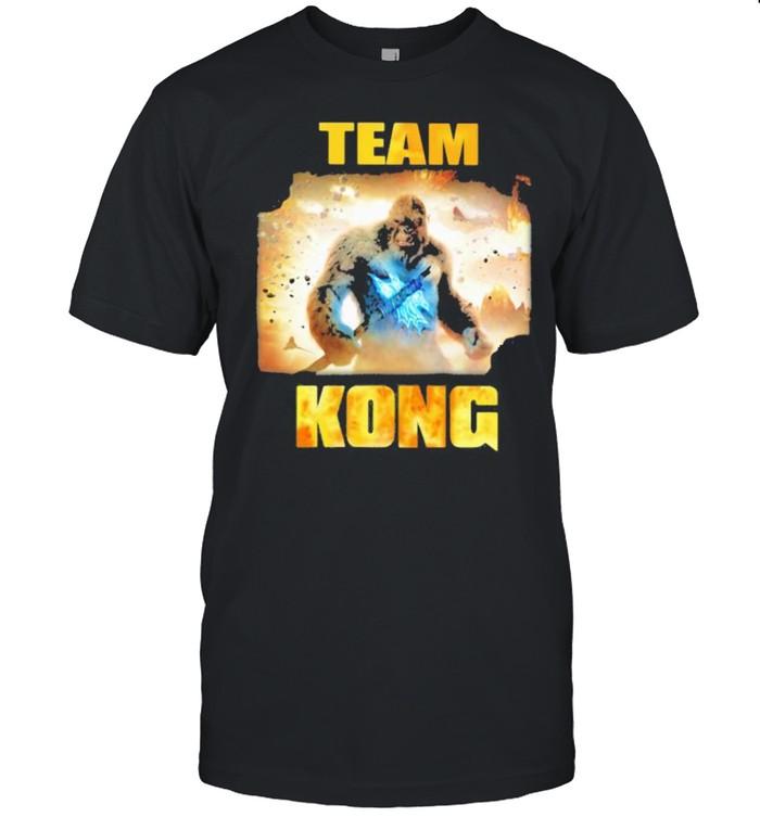 Team Kong The Monster  Classic Men's T-shirt