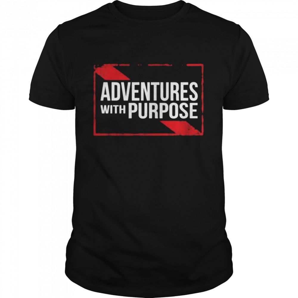 Adventures with purpose shirt Classic Men's T-shirt