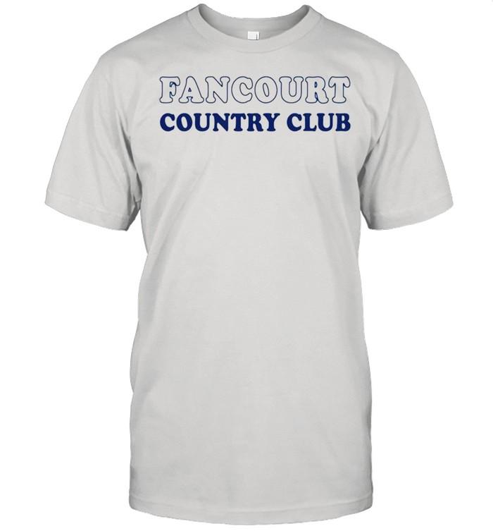 Fancourt country club shirt Classic Men's T-shirt