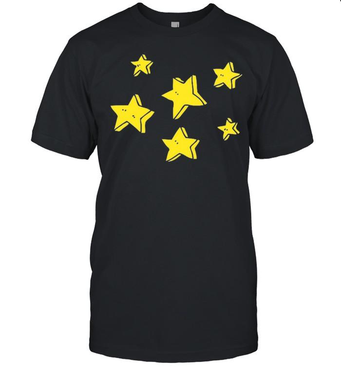 Galaxy Stars Space Universe  Classic Men's T-shirt
