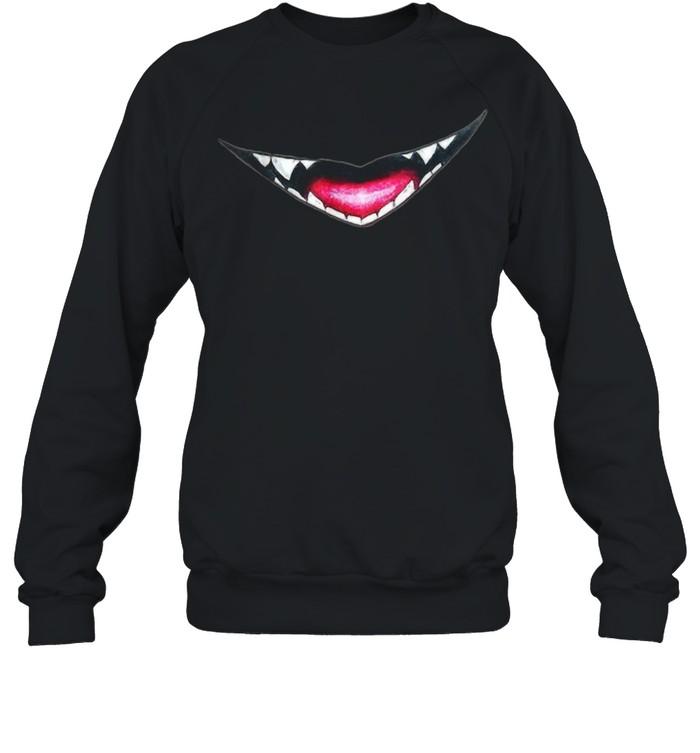 Vampir biss  Unisex Sweatshirt
