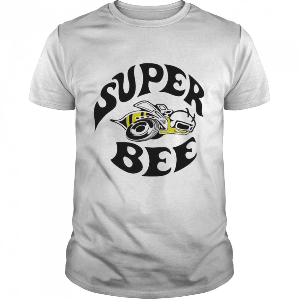 Dodge Super Bee Logo  Classic Men's T-shirt