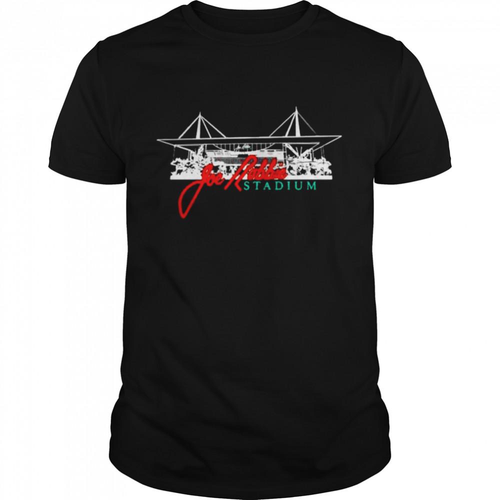 Joe robbie stadium Miami Dolphins shirt Classic Men's T-shirt
