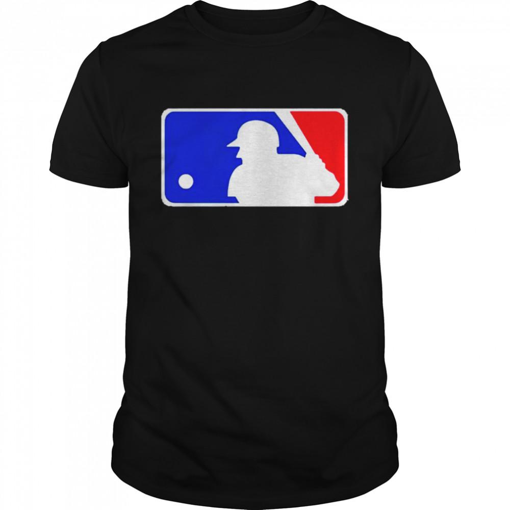 Major League Baseball Logo shirt Classic Men's T-shirt