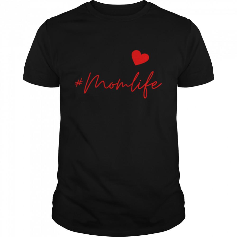#Momlife shirt Classic Men's T-shirt