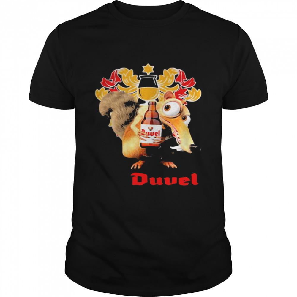 Scrat Do Chris Wedge Hug Duvel  Classic Men's T-shirt