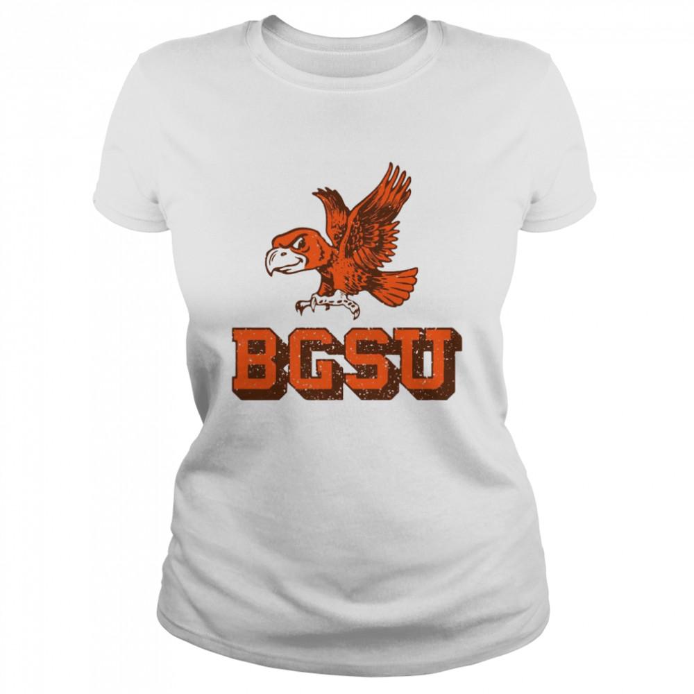 Bowling Green State University Flying Falcon shirt Classic Women's T-shirt
