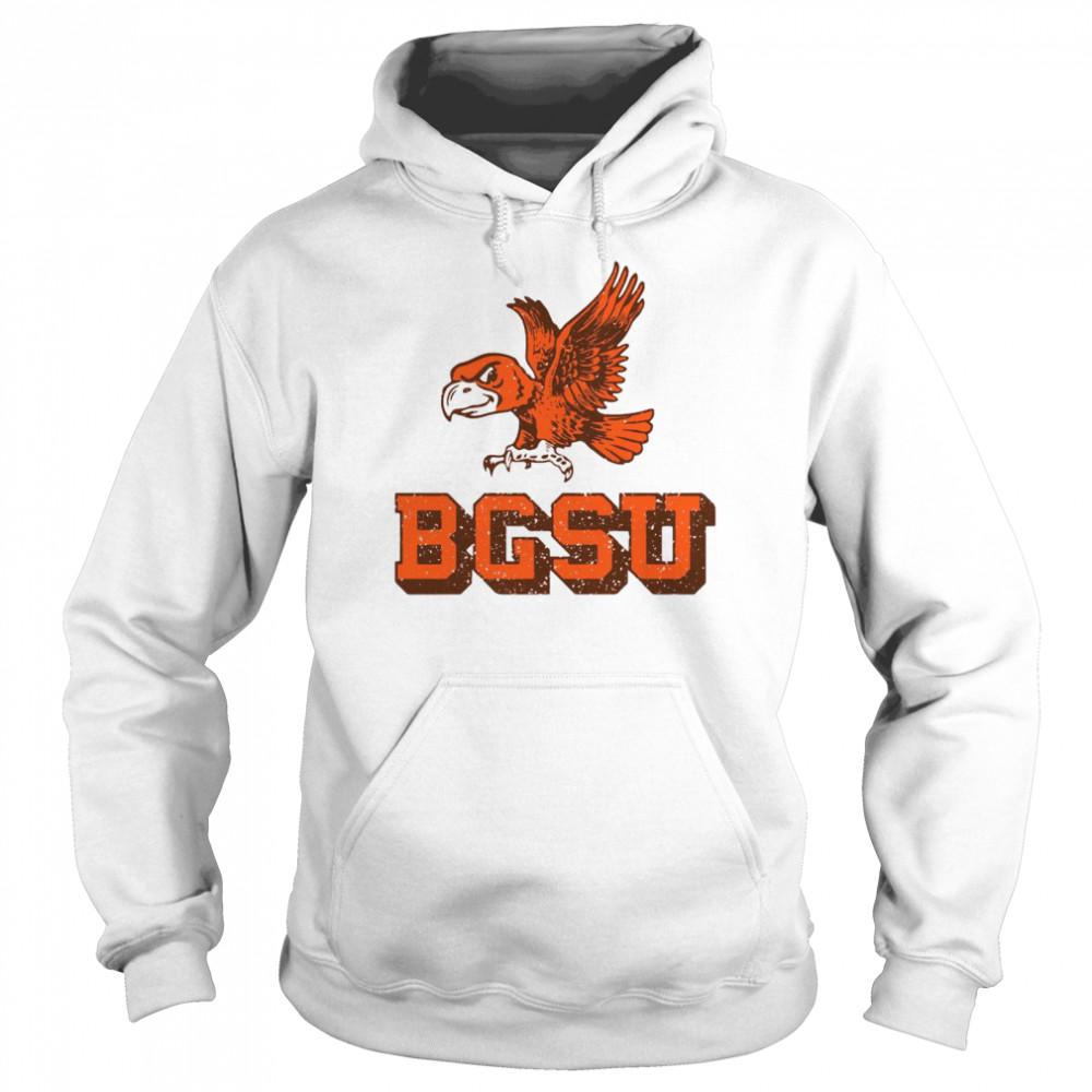 Bowling Green State University Flying Falcon shirt Unisex Hoodie