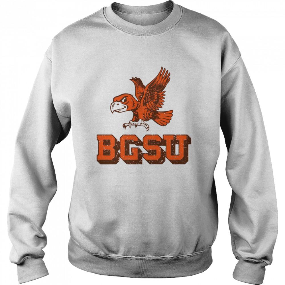Bowling Green State University Flying Falcon shirt Unisex Sweatshirt