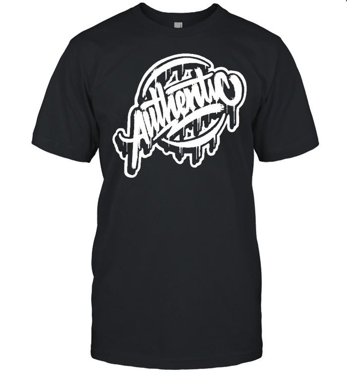 Authentic shirt Classic Men's T-shirt