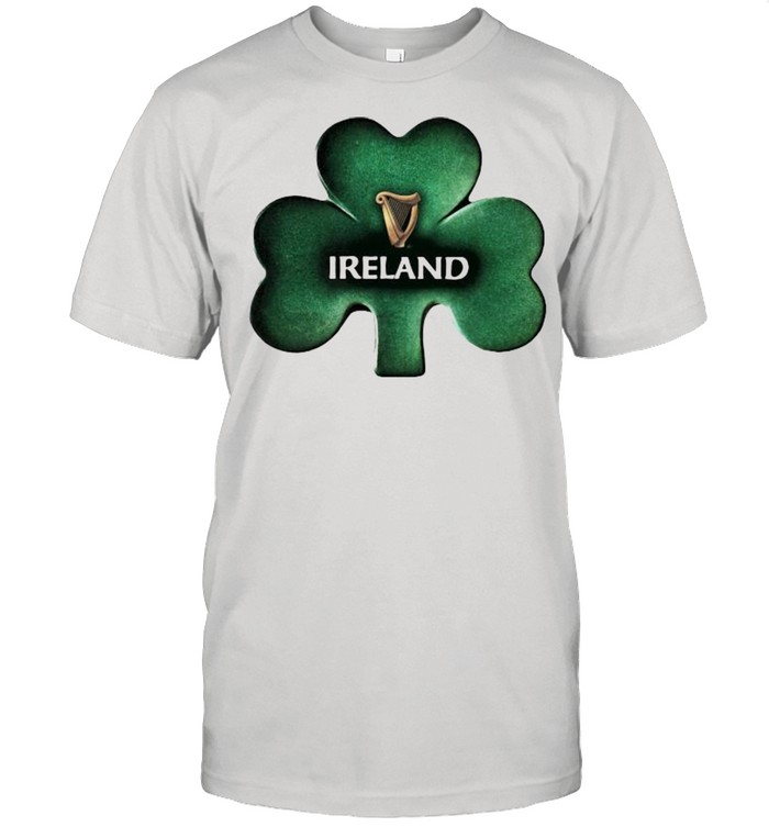 Ireland Lucky St Patricks Day  Classic Men's T-shirt