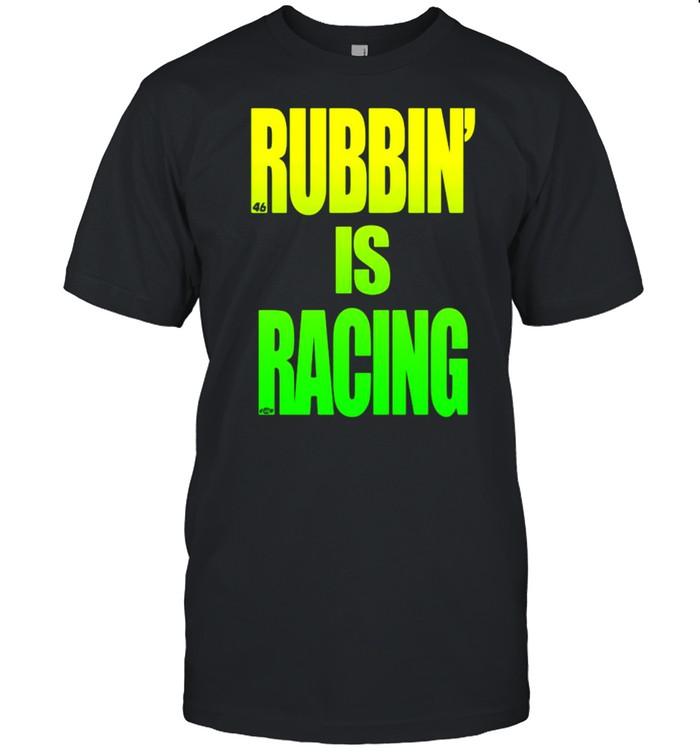 Rubbin Is Racing  Classic Men's T-shirt