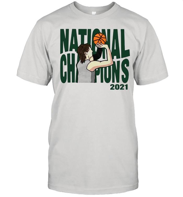National Champions 2021 Basketball shirt Classic Men's T-shirt