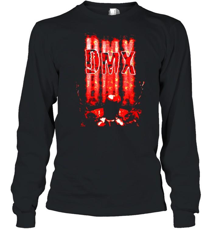 DMX virtual style Limited Design shirt Long Sleeved T-shirt