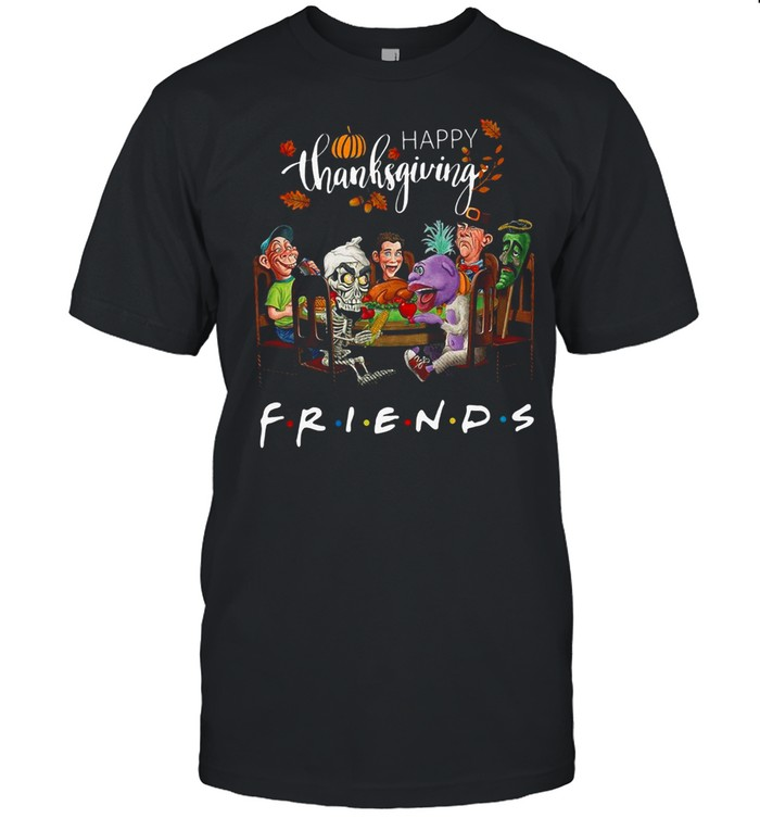 Happy Thanksgiving friends shirt Classic Men's T-shirt