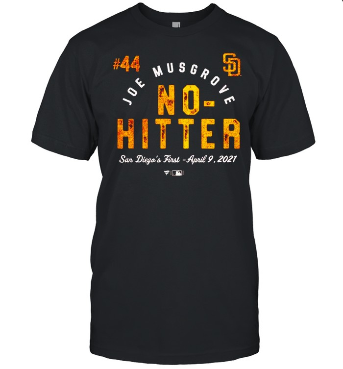 Joe Musgrove no hitter San Diego Padres shirt Classic Men's T-shirt