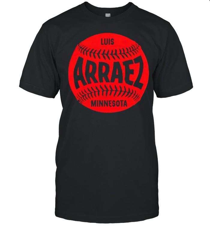 Luis Arraez Minnesota Baseball shirt Classic Men's T-shirt