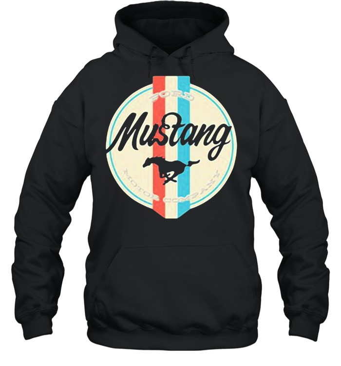 Mustang 3 Ford Motor Company  Unisex Hoodie
