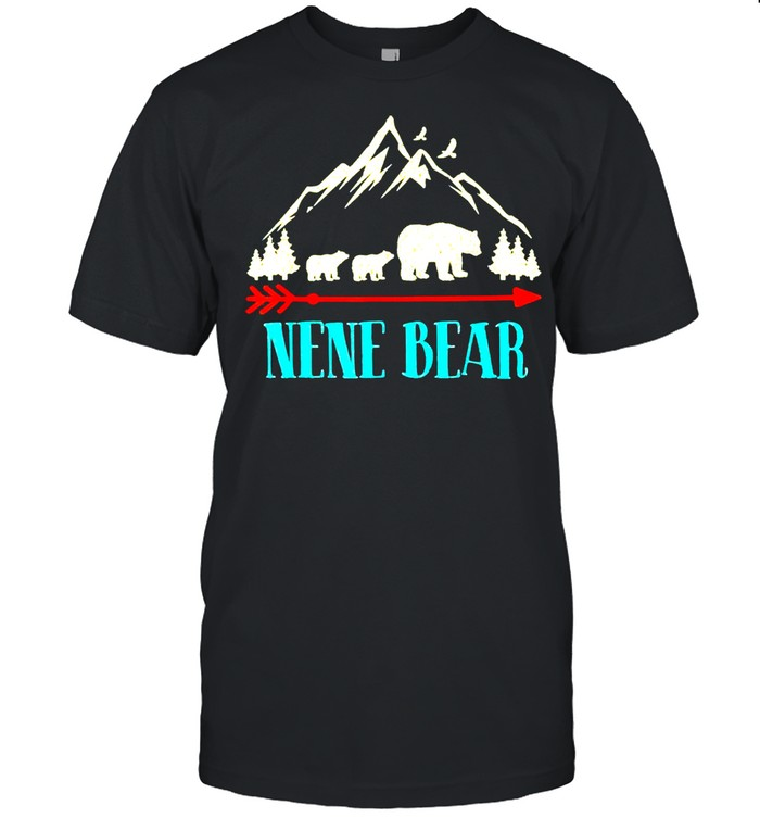 Nene Bear-Vintage Father's Day Mother's Day Classic shirt Classic Men's T-shirt