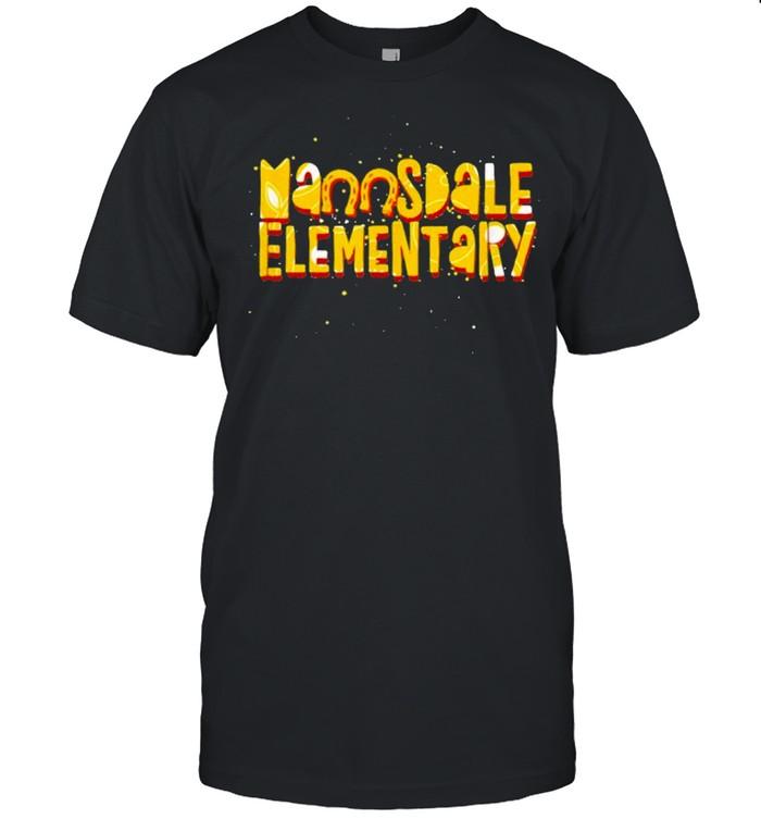 Mannsdale Elementary Madison MS Fun shirt Classic Men's T-shirt