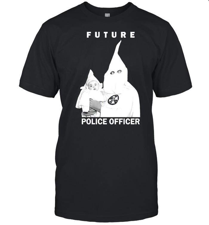 Biggie Future Police Officer  Classic Men's T-shirt