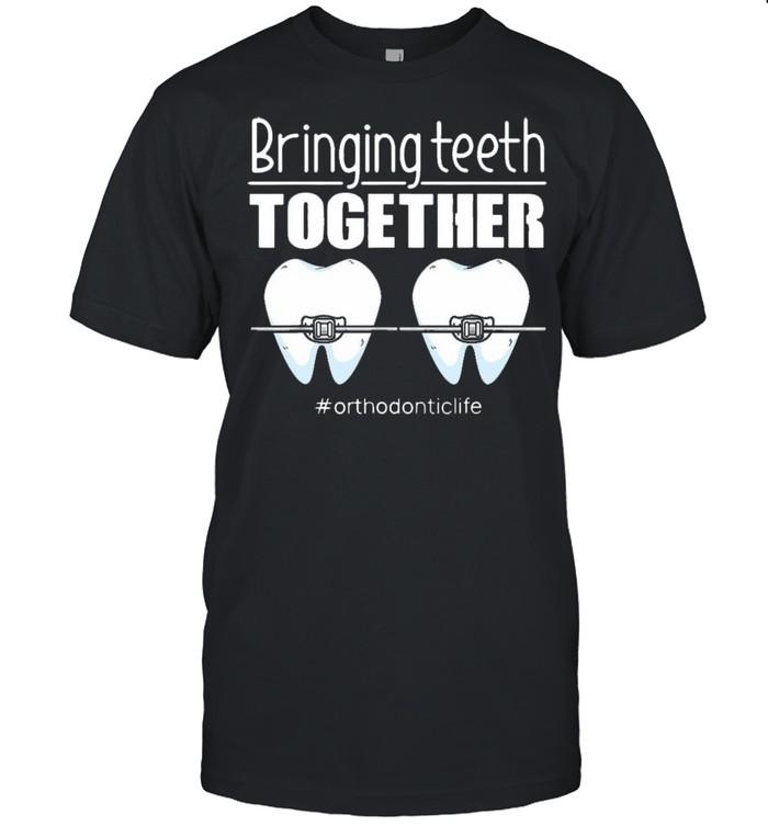 ringing Teeth Together #Orthodontic Life T-shirt Classic Men's T-shirt
