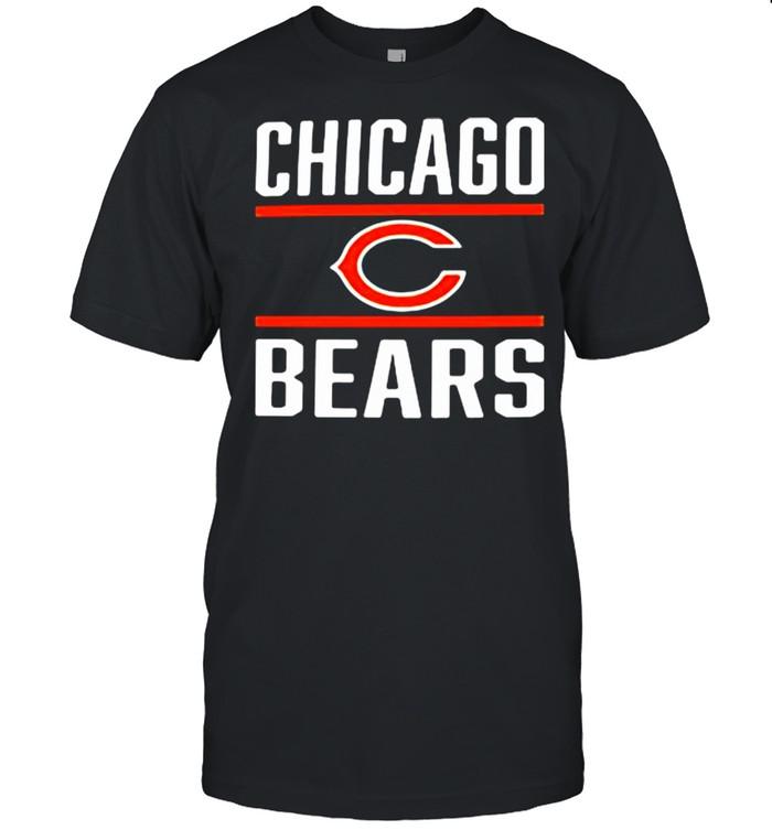 Chicago Bears Football  Classic Men's T-shirt