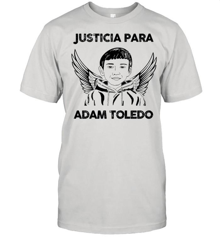 Justicia Para Adam Toledo shirt Classic Men's T-shirt