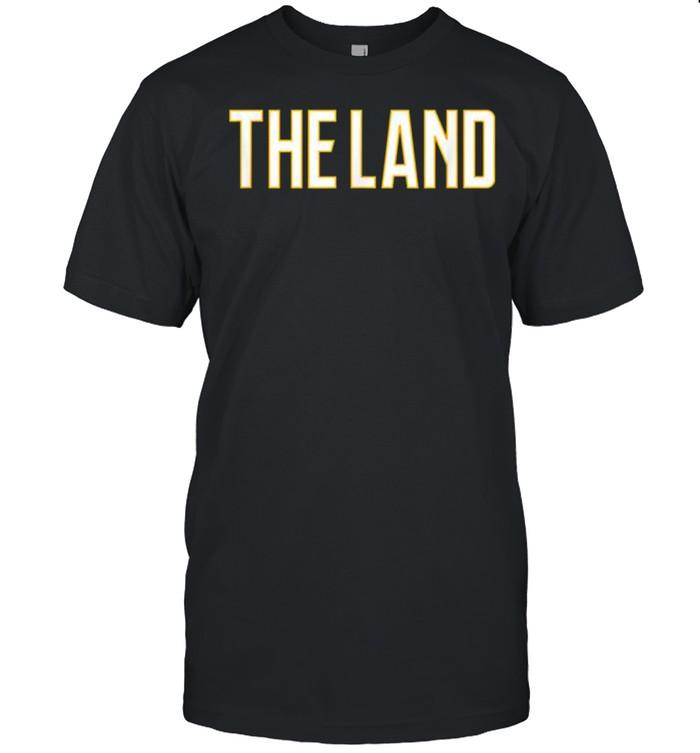 The Land Cleveland Ohio  Classic Men's T-shirt