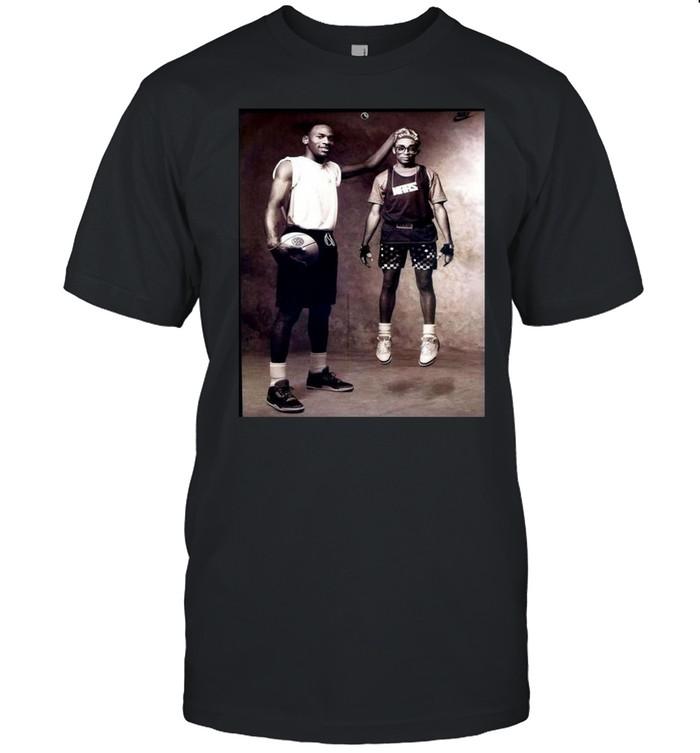 Mj X Spike Lee Lifting Mars Vintage  Classic Men's T-shirt