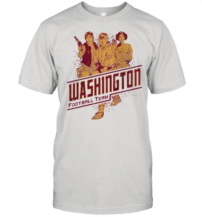 Washington Football Team Rebels Star Wars shirt Classic Men's T-shirt