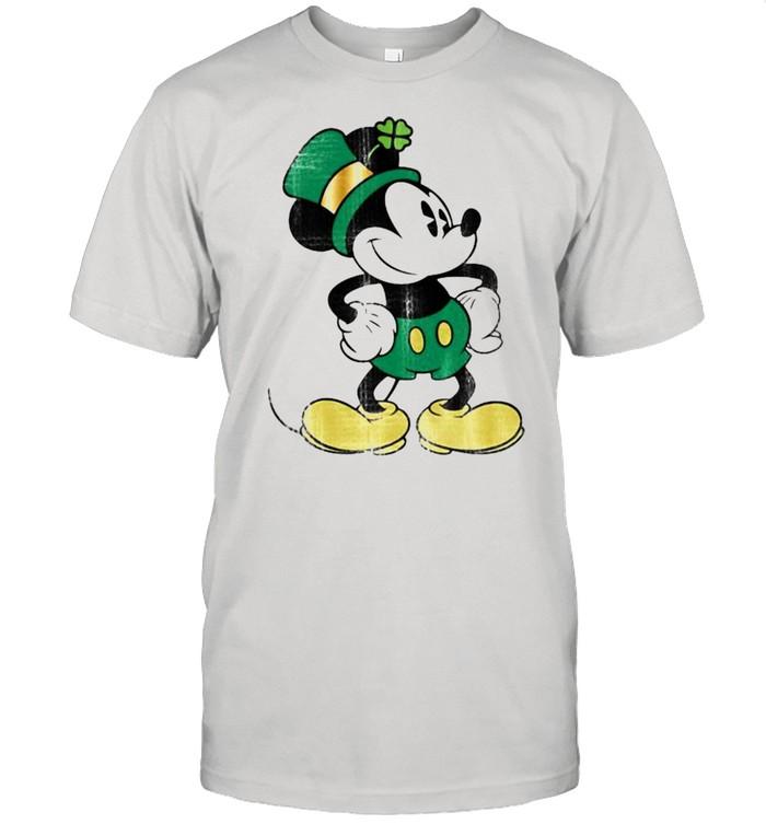 Irish Mickey St Patricks Day  Classic Men's T-shirt