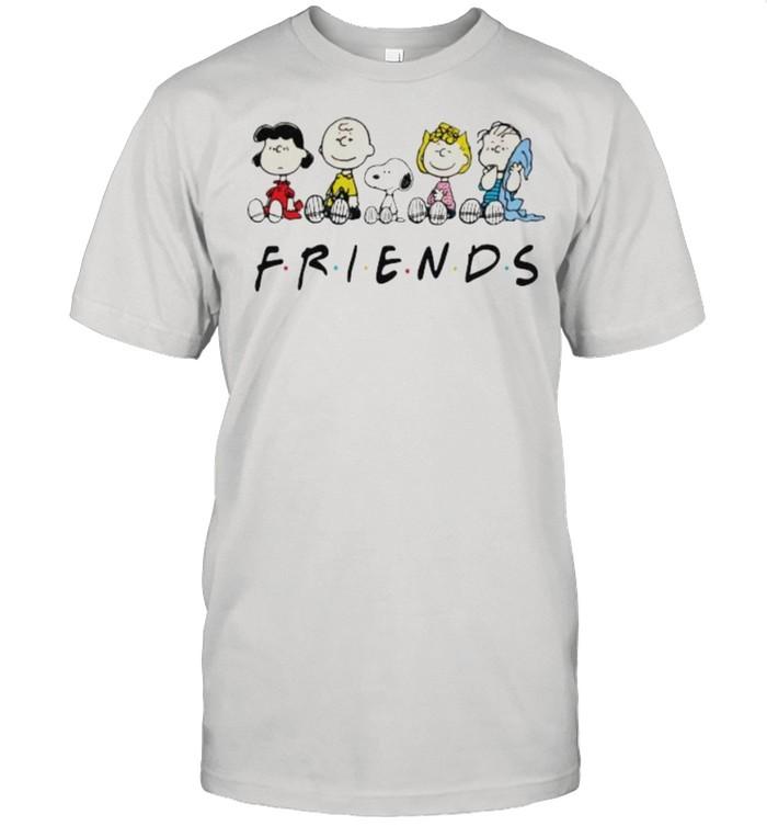 Snoopy Friends Disney  Classic Men's T-shirt