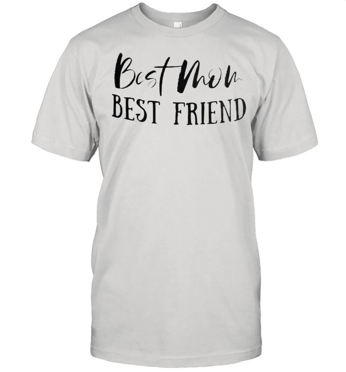 Best mom best friend shirt Classic Men's T-shirt