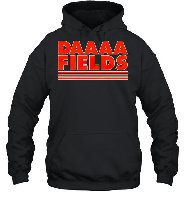 Daaaa Fields shirt Unisex Hoodie