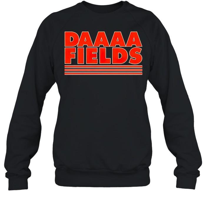 Daaaa Fields shirt Unisex Sweatshirt