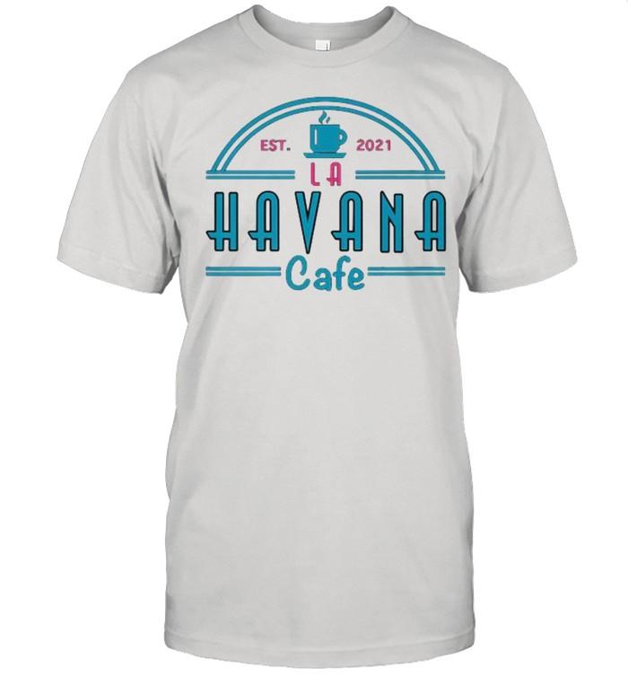 Havana Cafe Est 2021  Classic Men's T-shirt