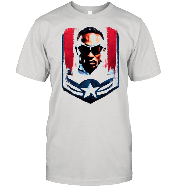 Marvel The Falcon and the Winter Soldier Sam Captain America  Classic Men's T-shirt